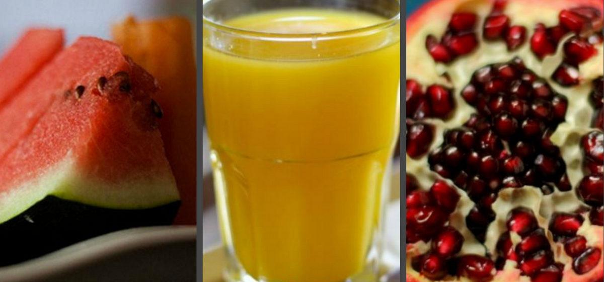 Продукты, которые прочистят ваши артерии и защитят от сердечного приступа