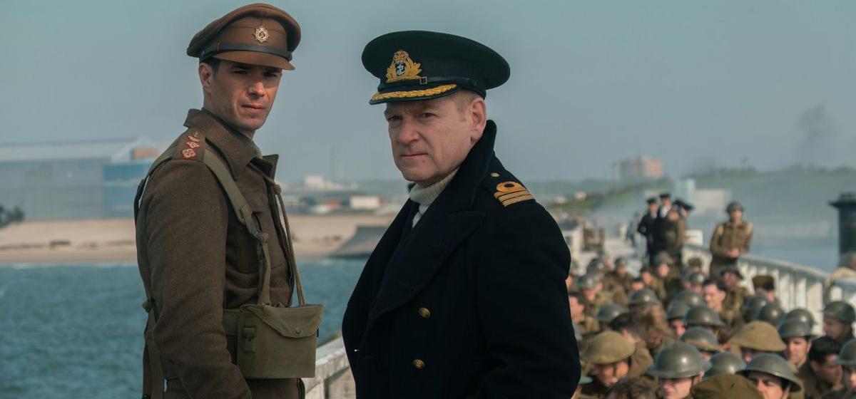 Фильм, на который стоит сходить: «Дюнкерк»