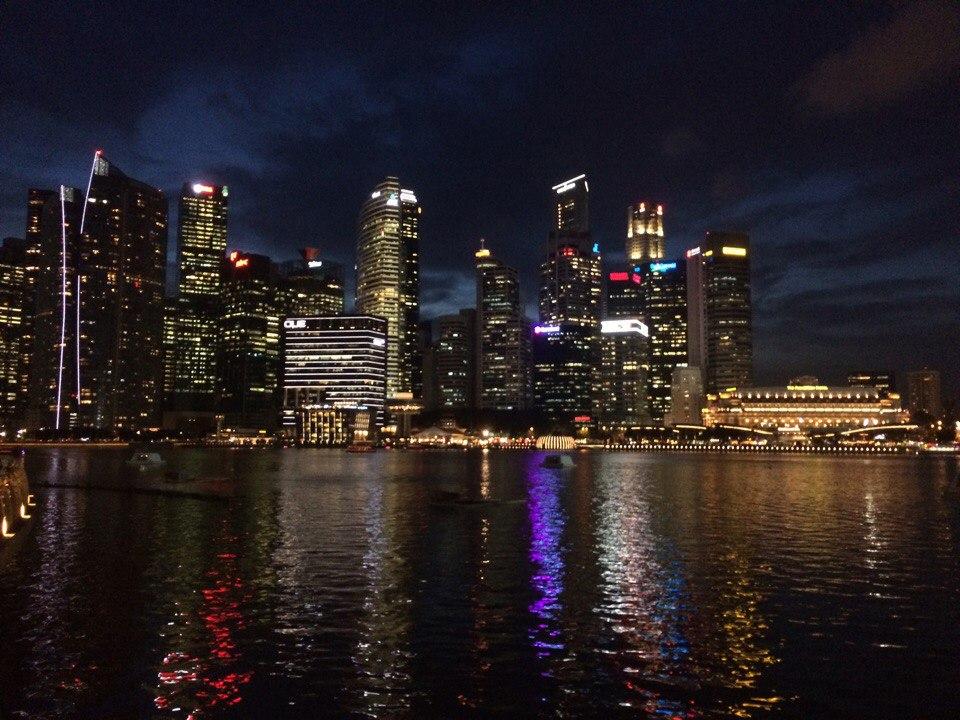 Сингапур. Фото: архив Сергея ФИЛИМОНЮКА