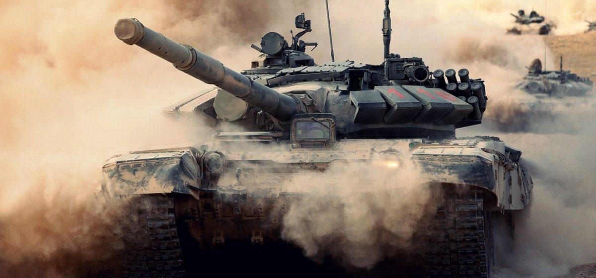 Сколько в Беларуси танков в сравнении с другими странами