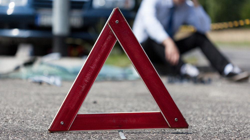 Главная причина аварий в Барановичском районе – нарушение правил обгона