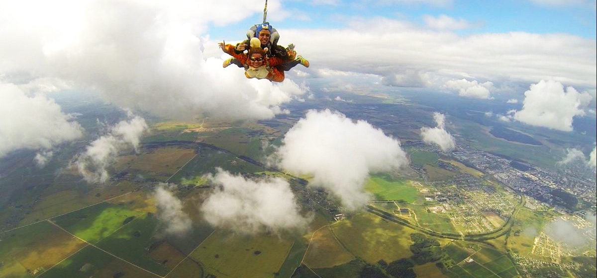 «Я не боюсь высоты, но боюсь упасть». Барановичские экстремалы рассказали о своих увлечениях
