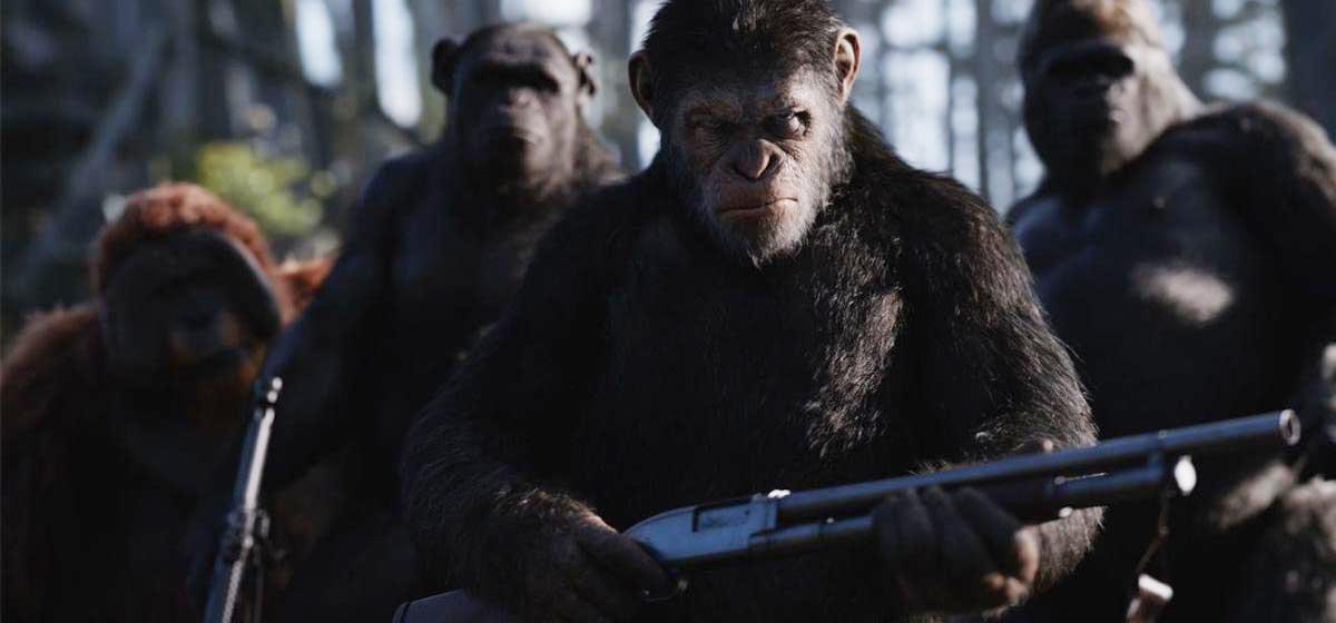 Фильм, на который стоит сходить: «Планета обезьян: Война»