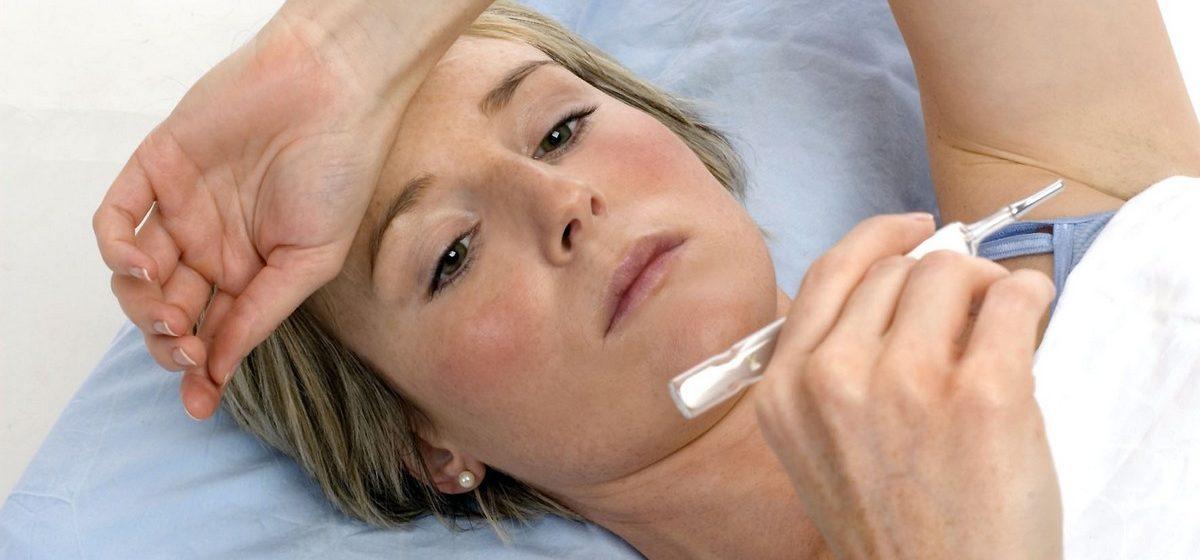 Пять способов снизить температуру без лекарств