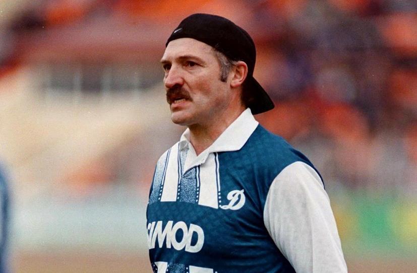 Лукашенко: «Я совсем не хоккеист, а футболист»