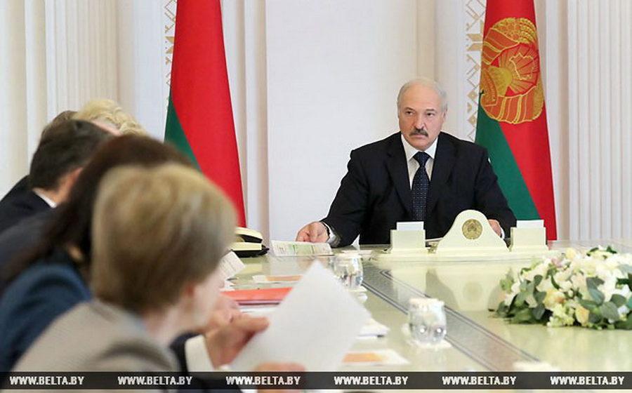 Лукашенко: никакой отмены декрета №3 быть не может