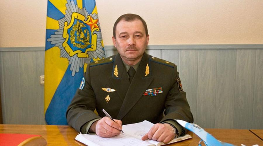 В Беларуси назначен новый командующий Военно-воздушными силами и войсками ПВО