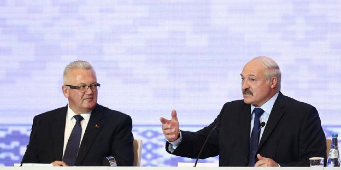 Лукашенко впервые заговорил о «детях из пятой колонны»