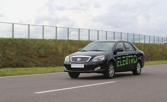 Первый отечественный электромобиль выпустили в Беларуси