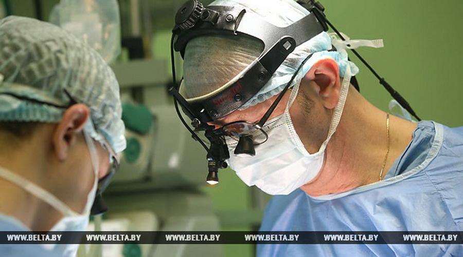 В Беларуси создадут новый центр трансплантологии