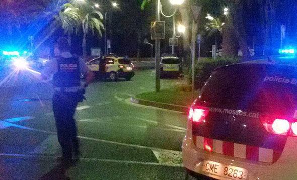 В Испании во время второго за сутки теракта застрелены пять нападавших