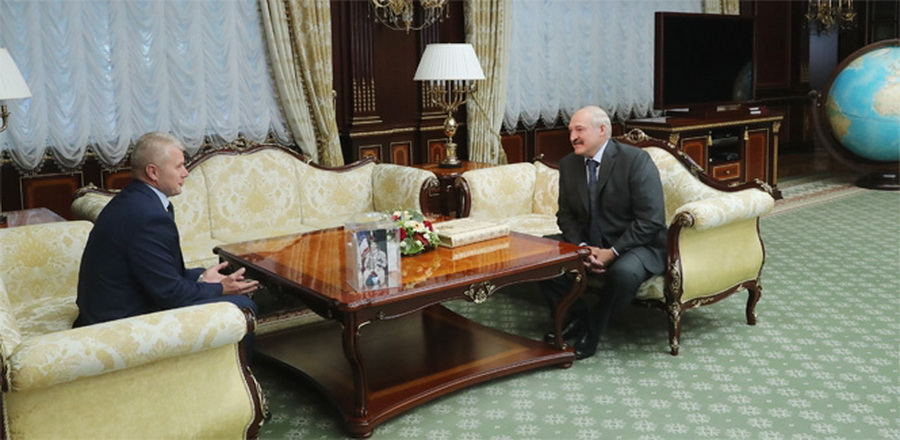 Президент Беларуси признался, что боится замкнутого пространства