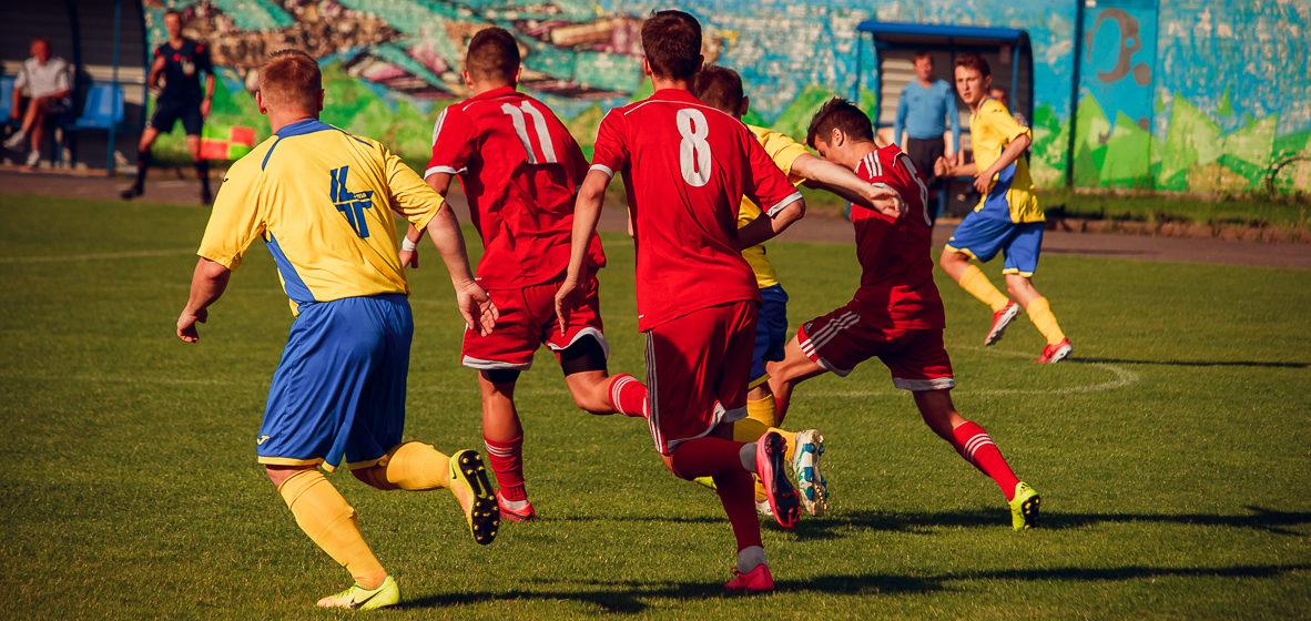 """ФК """"Барановичи"""" начал второй круг с домашней победы, продлив беспроигрышную серию"""