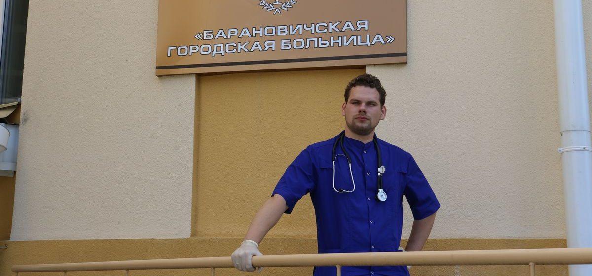 «Ты больше не интерн, а врач» – в Барановичах к работе приступили молодые специалисты