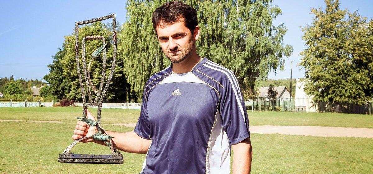 Как в деревне под Барановичами энтузиаст каждый год проводит турнир по мини-футболу