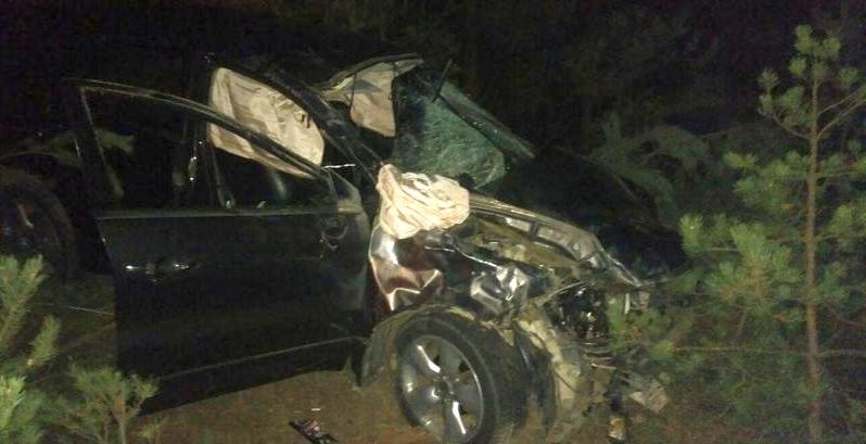 В Бресте в ДТП погиб непристегнутый пассажир, за рулем был пьяный бесправник