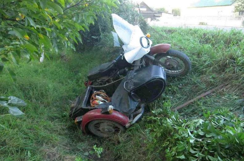 В Кобрине насмерть разбилась 71-летняя пассажирка мотоцикла
