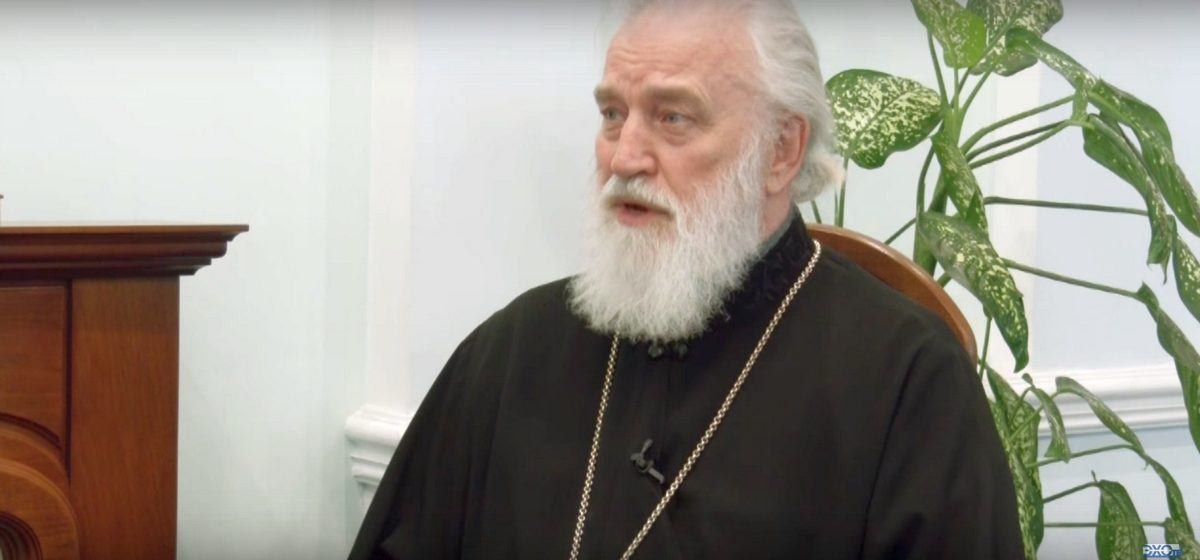Белорусский митрополит: «Сегодня мы надругаемся над Николаем ІІ, а завтра будут ругаться над Лениным»
