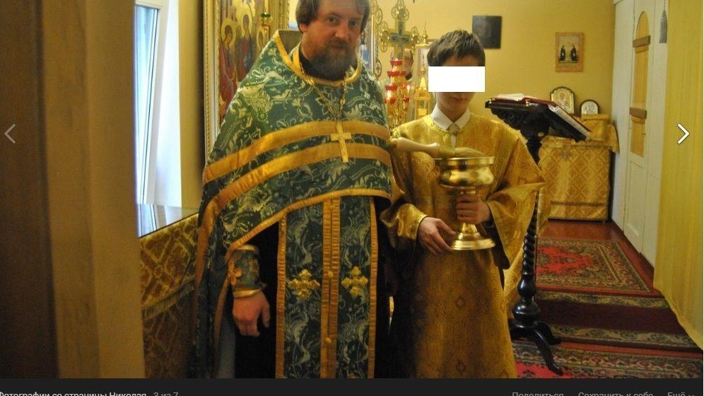 В Витебске при штурме притона задержан священник