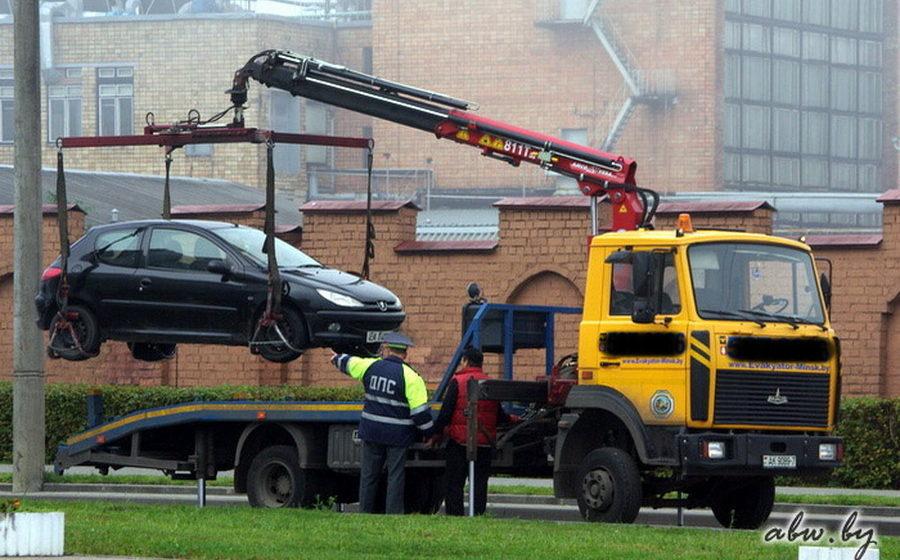 В Брестской области за первое полугодие за пьяную езду конфисковано почти 40 автомобилей