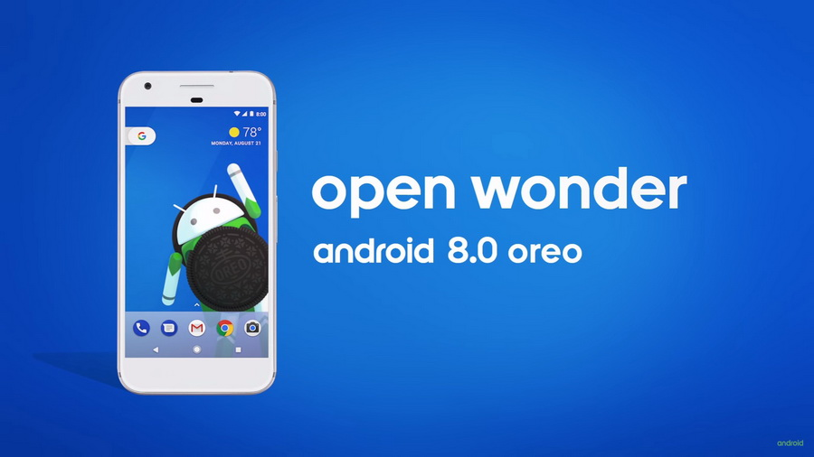 Компания Google выпустила восьмую версию Android