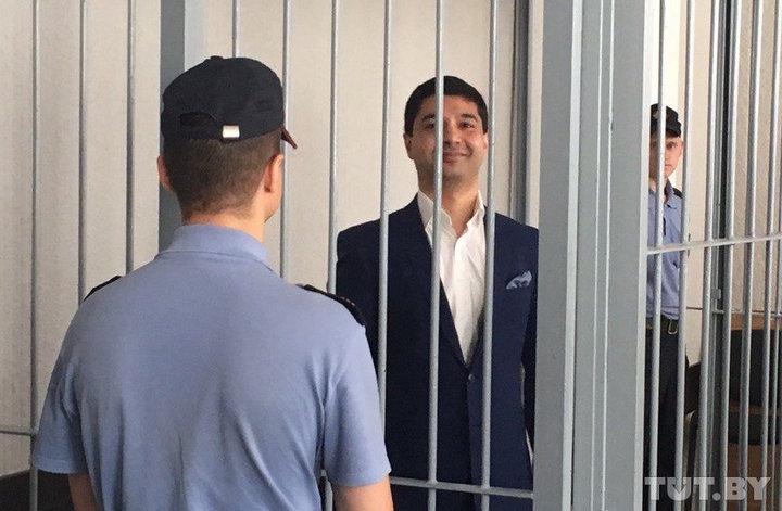 В Минске судят бывшего инвестора «Барановичидрев»