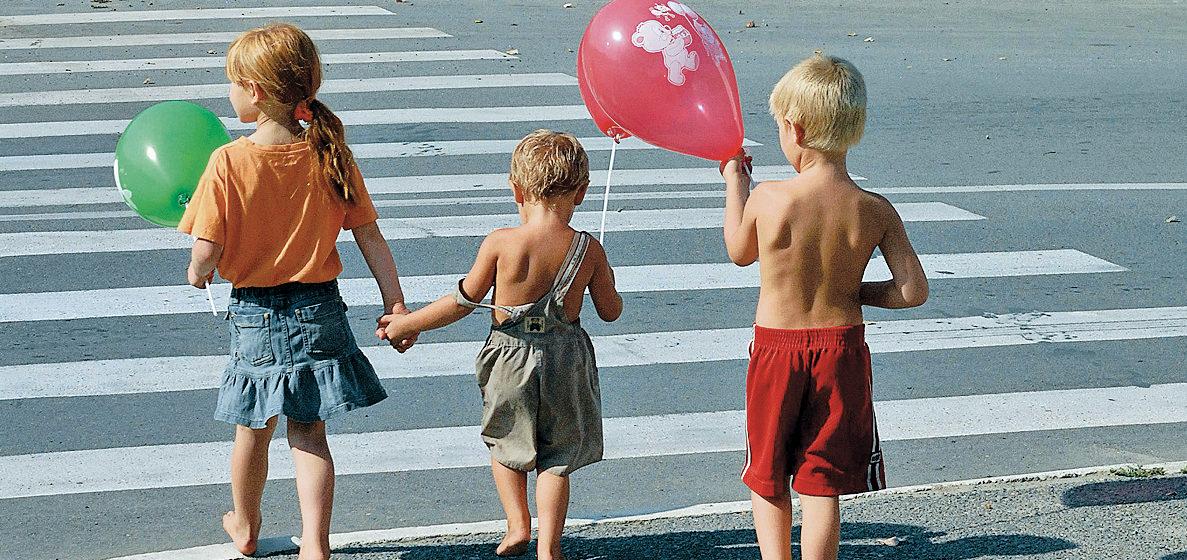 С 25 августа по 5 сентября ГАИ проведет акцию «Внимание: дети!»