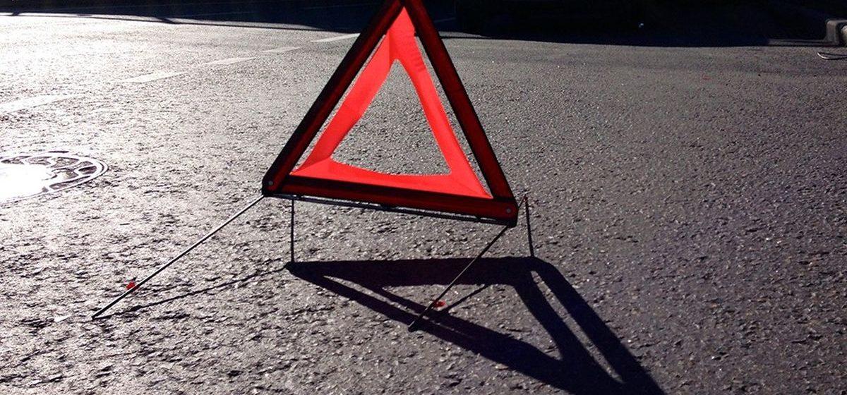 В Барановичах ищут водителя, который сбил женщину и уехал с места ДТП