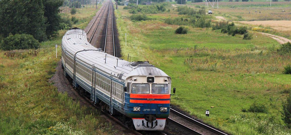 В Барановичах за 7 месяцев 2017 года на железной дороге выявлено 3473 безбилетных пассажира