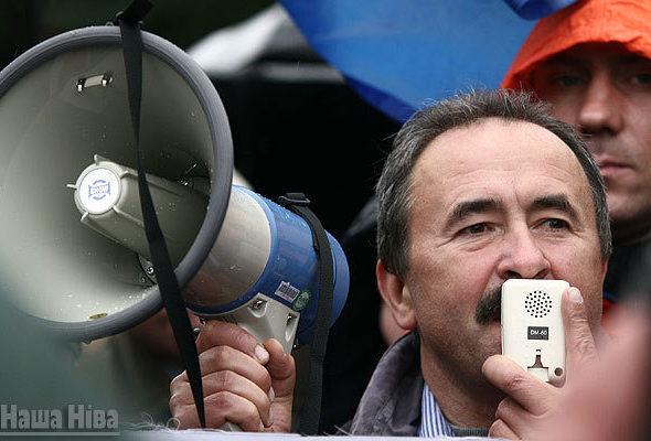 В Минске задержаны лидеры независимого профсоюза