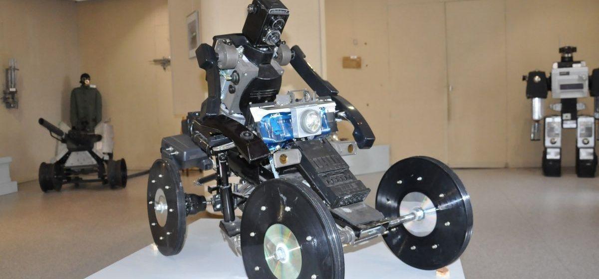 В Барановичах откроется выставка роботов ROBO ART