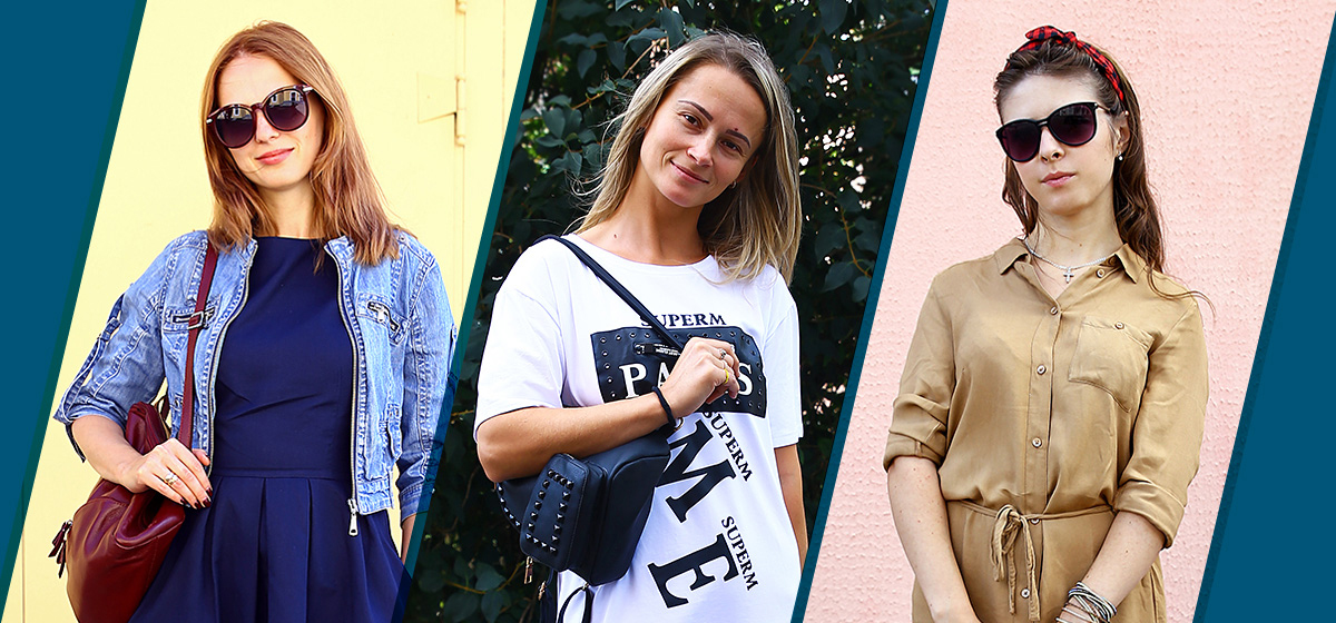 Модные Барановичи: Как одеваются заведующий магазином, официантка и мама в декретном отпуске