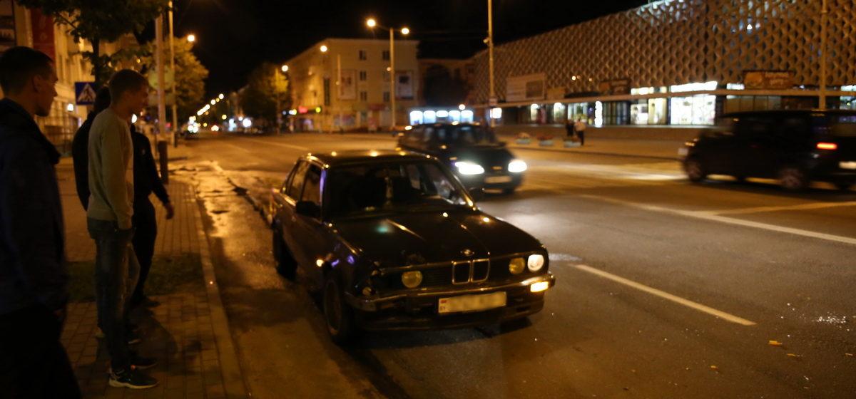 За один день в Барановичах произошло три ДТП