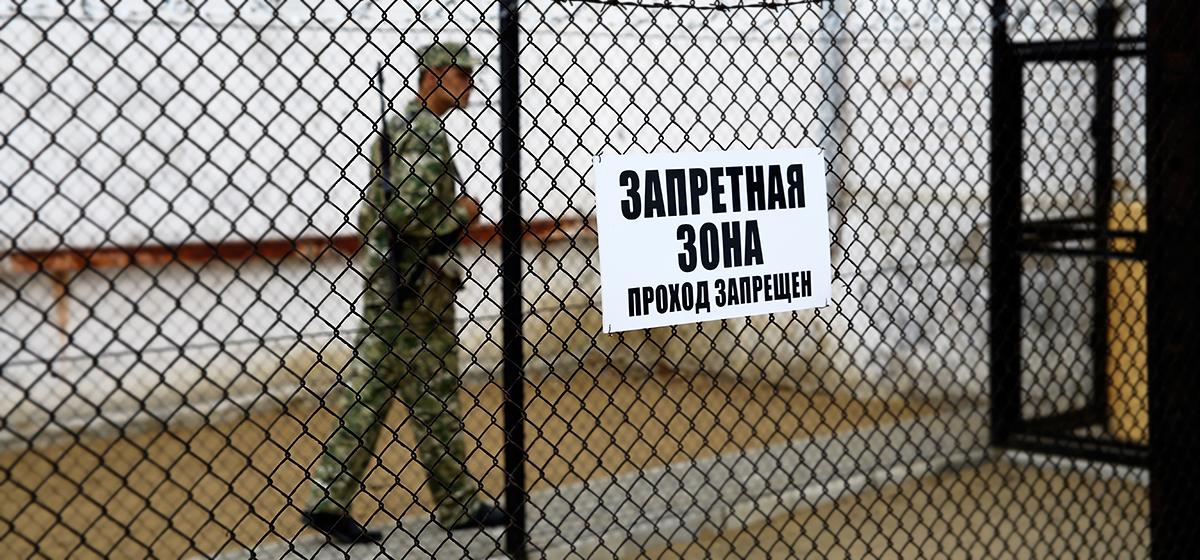Как устроено СИЗО №6 в Барановичах