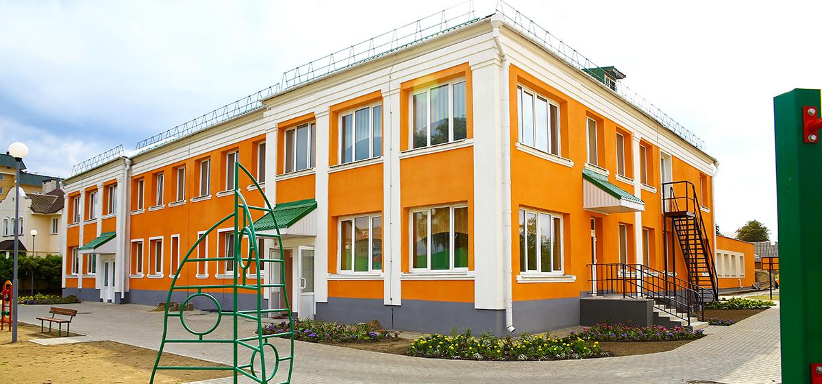 В Барановичах после 4-летней реконструкции откроется детский сад