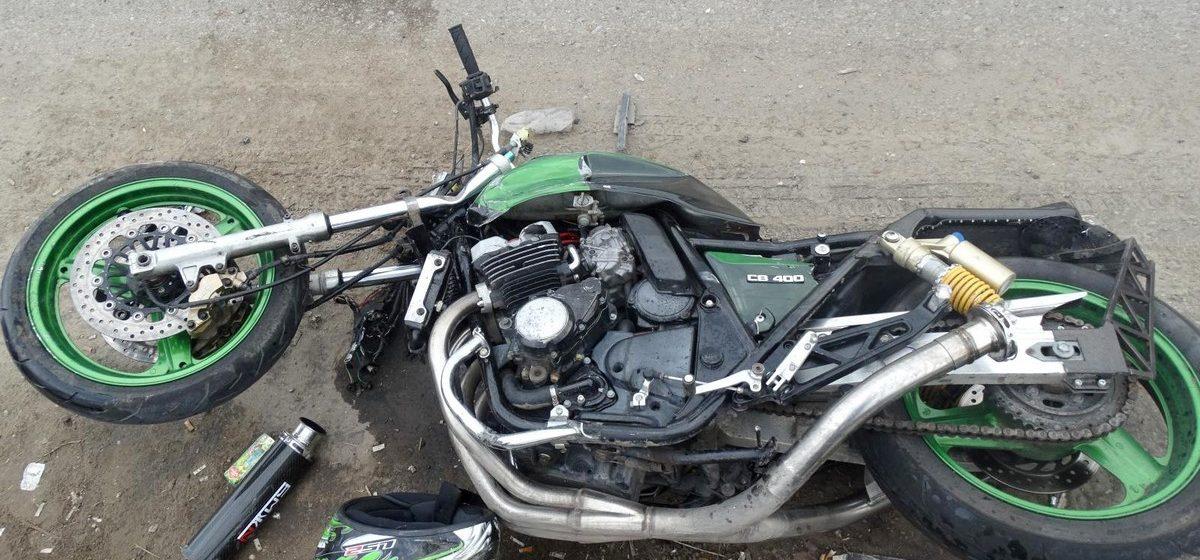 За минувшие выходные, 12 и 13 августа, в Беларуси разбились три мотоциклиста