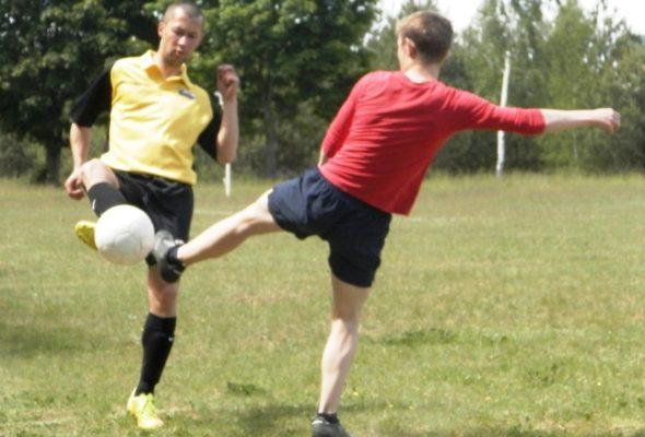 Состоялись матчи 14 тура Барановичской любительской футбольной лиги