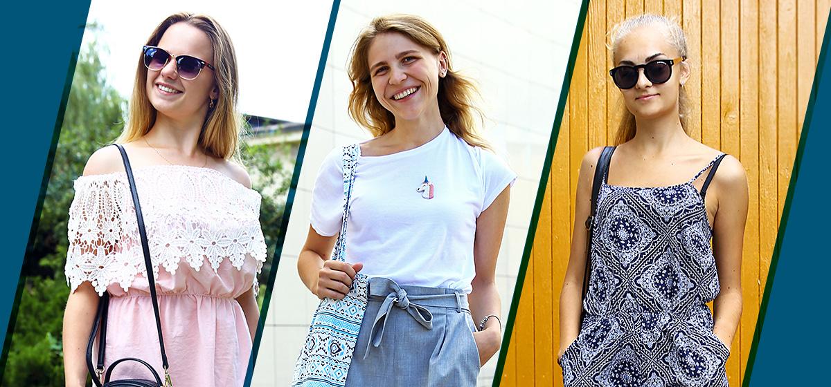 Модные Барановичи: Как одеваются студентка, безработная и работник банка