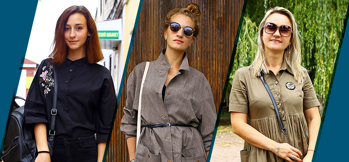 Модные Барановичи: Как одеваются мама в декретном отпуске, школьница и учитель