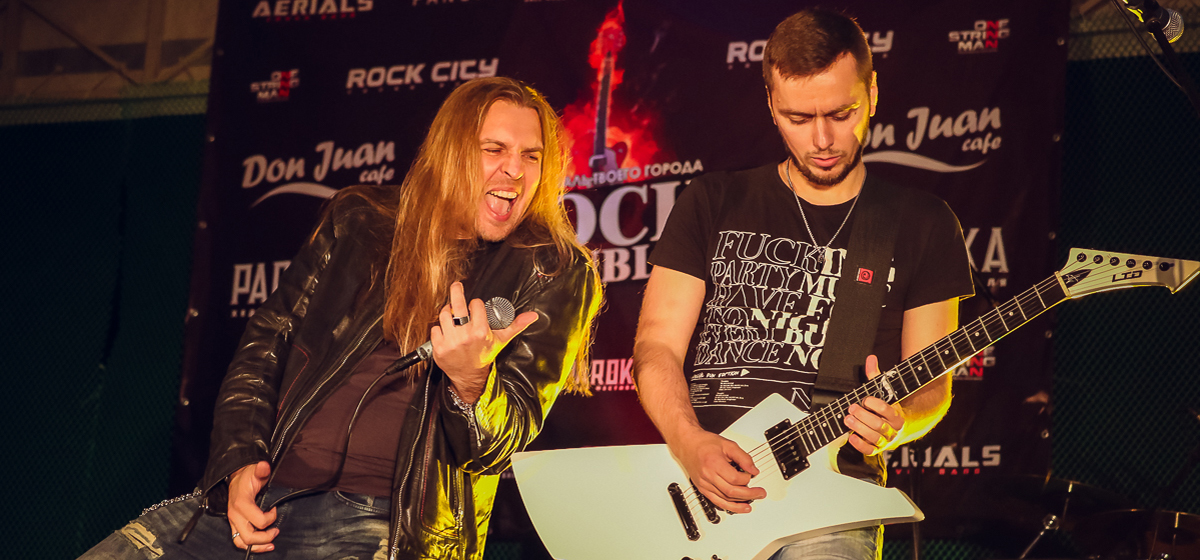 Фоторепортаж. Как в Барановичах прошел фестиваль Rock Republic