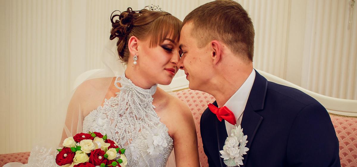 Свадебная пара недели: Роман и Анастасия