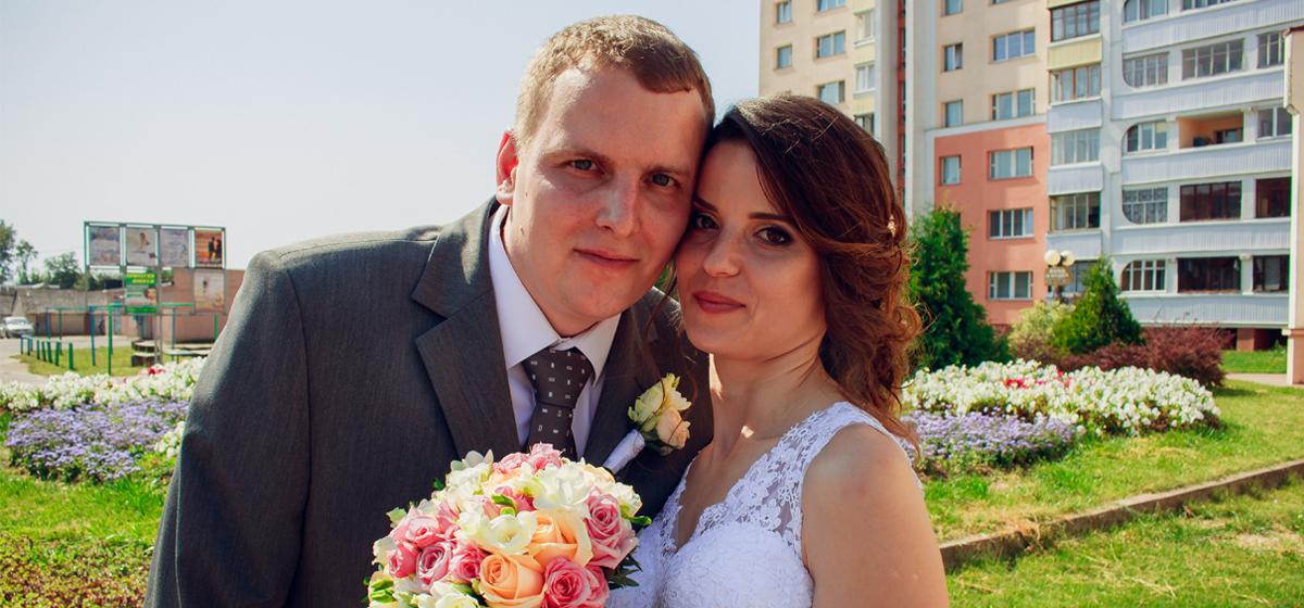 Свадебная пара недели: Сергей и Ольга