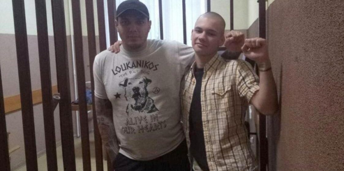 В Барановичах милиция сорвала лекцию анархистов и задержала 15 человек