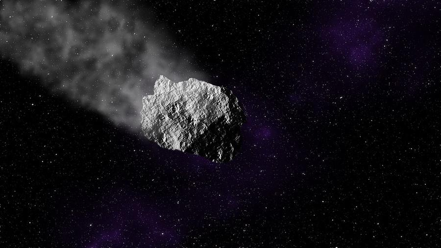Большой астероид пролетит 1 сентября в опасной близости к Земле