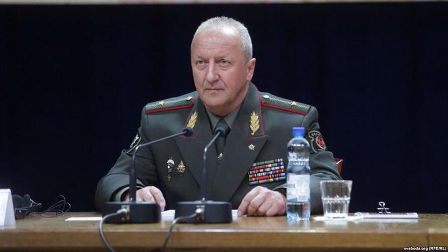 Начальник Генерального штаба ВС РБ объяснил, почему учения не будут проводиться в Барановичах