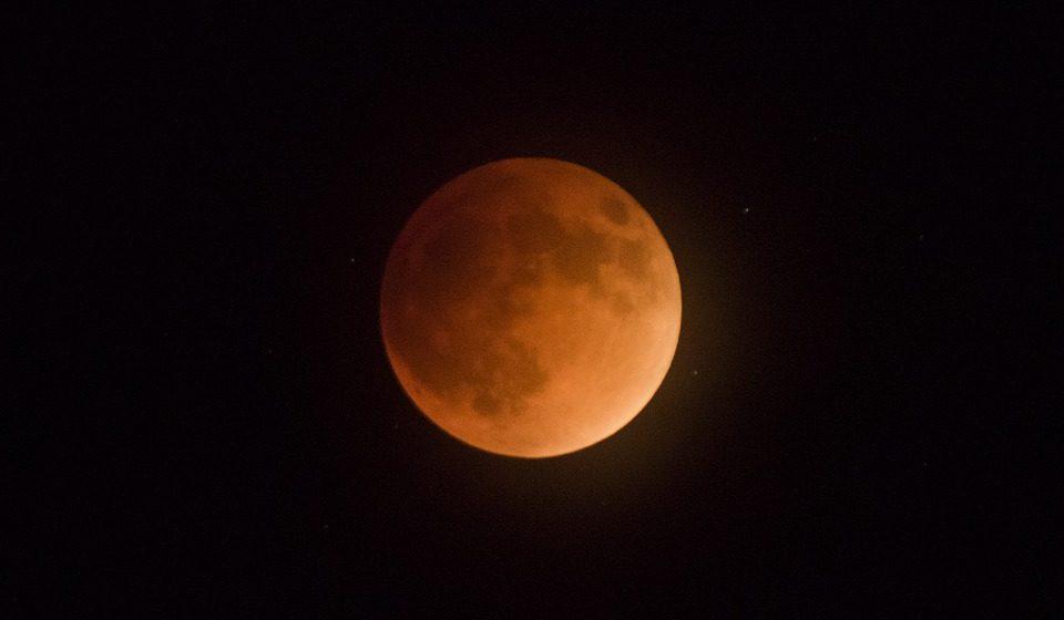 В Беларуси 7 августа можно будет увидеть лунное затмение