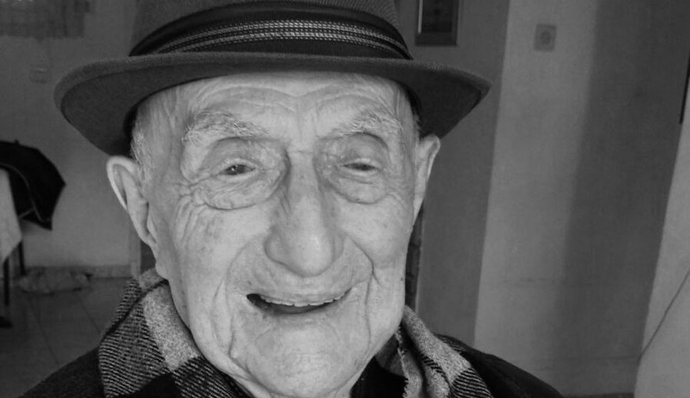 Умер самый старый мужчина на планете
