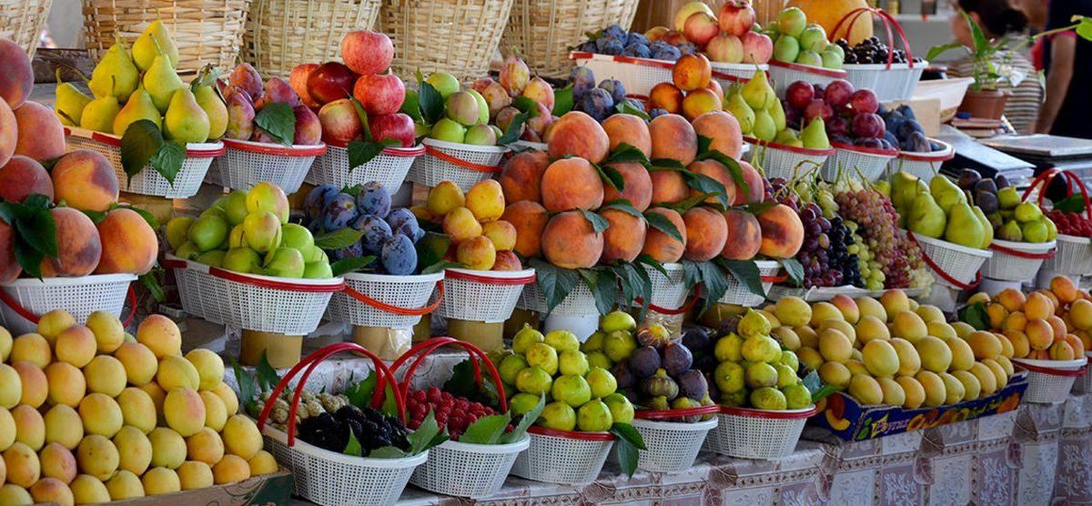 Что почем. На барановичских рынках подешевели арбузы и абрикосы