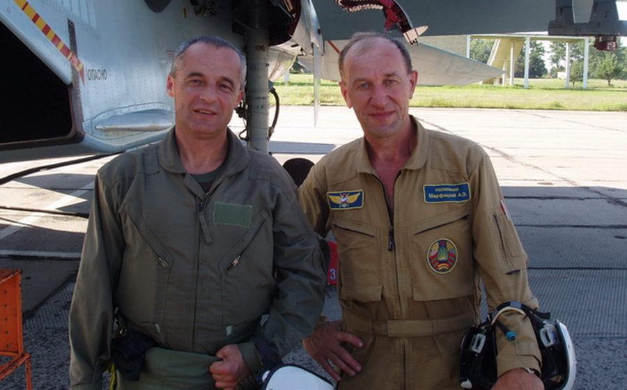 Восемь лет назад два барановичских летчика погибли, спасая чужие жизни