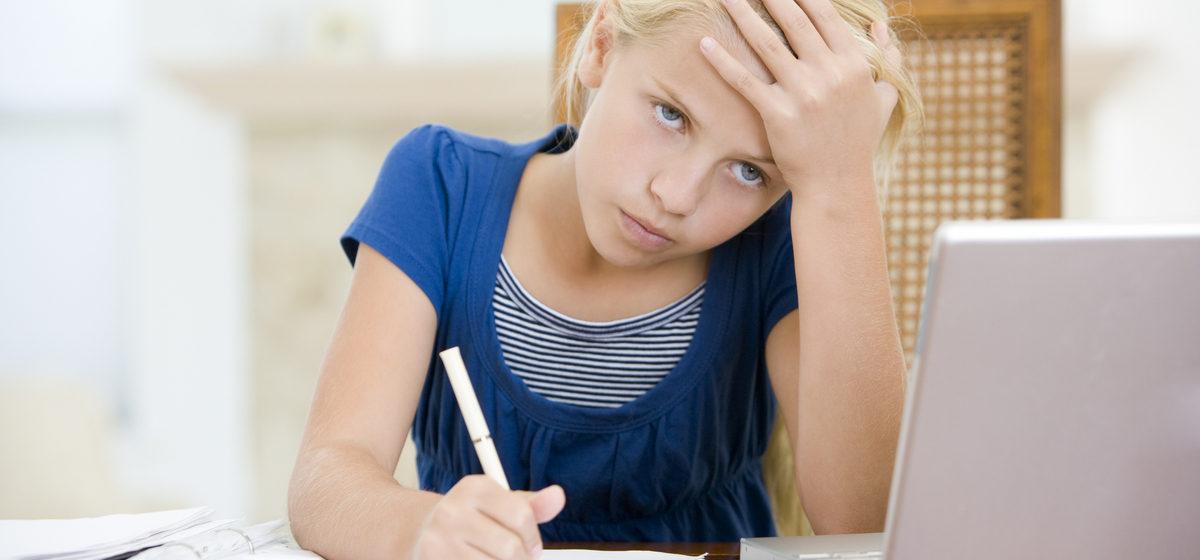 В Минобразования подсчитали, сколько школьникам нужно времени, чтобы сделать домашнее задание